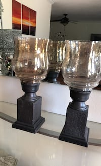 Lamp/ candle holders  Cape Coral, 33904