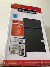 Magic Chef 3.1 cu ft Refrigerator  Farmers Branch, 75234