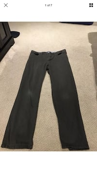 Kenneth Cole Reaction Casual Brown Pants SIZE 32 X 32 London, N6G 2Y8
