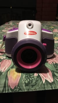 playskool white and purple dslr camera toy Ottawa
