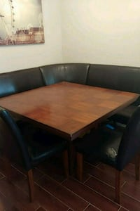 Large Table with Bench Hephzibah, 30815