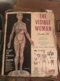 The visible woman 60s oddity Saint Charles, 63301