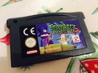 Froggers adventure 2 der verlorene zauberstab nintendo gameboy Advance DS Riesa, 01591