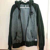 Roots hoodie with zipper Toronto, M2R 2X9