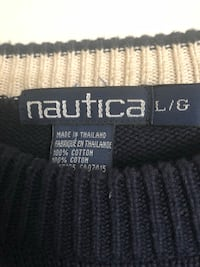 Nautica Sweater, Mens Rockville, 20851