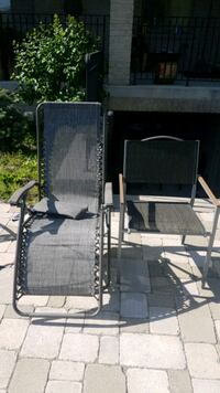 Outdoor chairs  Toronto, M3H 3W5