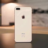 silver iPhone 8 Plus with case 897 mi
