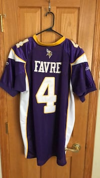 Favre Jersey Size 52 Indianapolis, 46231
