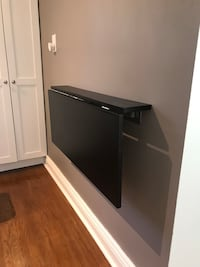 Folding Bar/wall mounted table  Toronto, M1R 3Z6