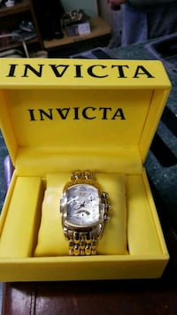 Invicta watch.   Utica, 13502
