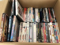 Assorted dvd movies collection Alexandria, 22303