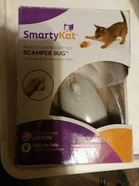 Scamper bug. Remote controlled toy for Pets. Poughkeepsie, 12601