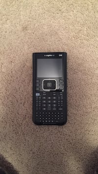 Brand New TI-Nspire just needs a charger. Any offers welcome.