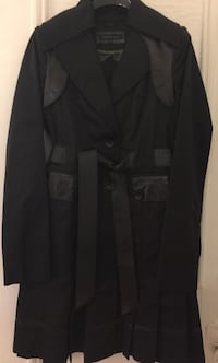 Rudsak Jacket with leather trim size XS like new. Mont-Royal, H3P 1T5