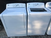 white washer and dryer set Riverside, 92501