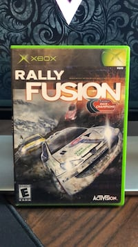 Rally fusion - Xbox Kitchener, N2A 2P1