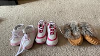 Baby girl clothes brand new and partially used lot Edmonton, T5T 1W2