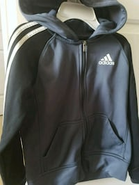 Boys addidas zip up hoodie 8 sm Berlin Charter Township, 48166