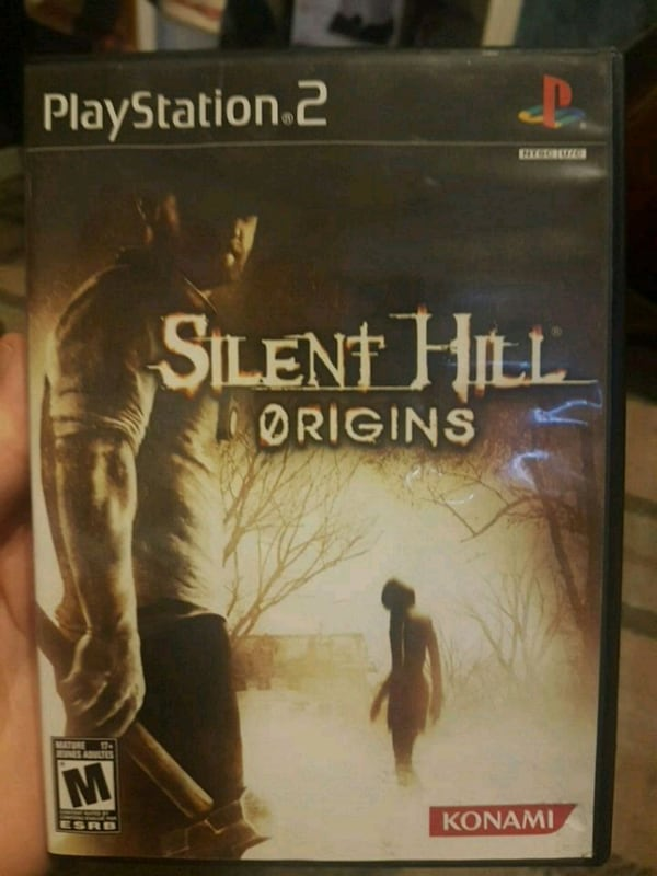 Silent Hill Origins PS2 0