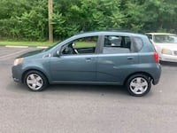 2011 - Chevrolet - Aveo District Heights