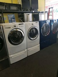 LG front load set washer and electric dryer  Randallstown