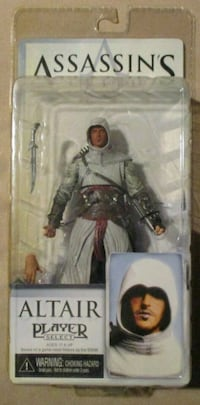 Assassin's Creed Action Figure Falls Church, 22044