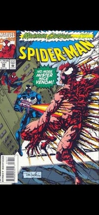 • Spider-Man Maximum Carnage 8 of 14 New York, 10458