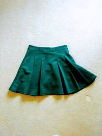 Teal XS skirt WITH pockets! Middletown, 45042