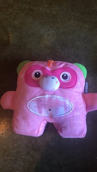 pink and white elephant plush toy Des Moines, 50320