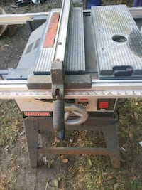 Craftsman table saw Montgomery, 36110