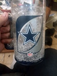 Cowboys freezer 38 oz mug