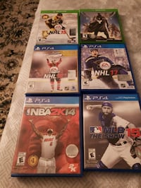 4 ps4 games 2 xbox1 games