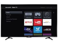 "50"" Sharp Smart Roku LED TV  Toronto, M1W 1Y3"
