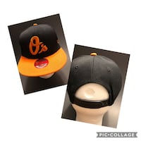 Brand New 59 Fifty New Era MLB SnapBack Baltimore Orioles Cap. Available Now  Hanover, 21076