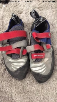 Evolv Luchador Climbing Shoes Size 10 Washington, 20001