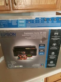 2 epson printers no cords for 60-75 *negotiable