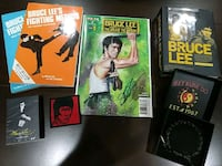 Signed Bruce Lee Collectables Palatine, 60067