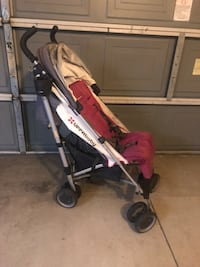 Uppababy g-luxe pink stroller toddler baby Fontana, 92336