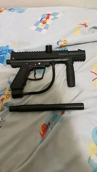 black and brown paintball gun Bronx, 10455