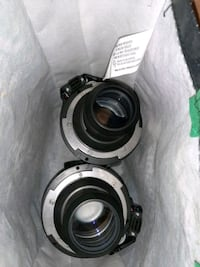 ***SOLD***PENDING SALE***Panosonic projection zoom lenses. Calgary, T2A 5L2