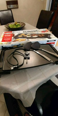 gray and black corded power tool Mississauga, L4X 2X5