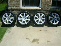 Acura rims and tires  Burnaby, V3N 1P3