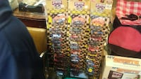 assorted stock car diecast scale model collection Tarentum, 15084