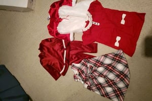 Baby Holiday clothes size 12 months