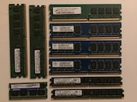 LOT of PC RAM (20$ EACH) Springfield, 22150