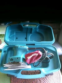blue and black Makita corded power tool Los Angeles, 90032