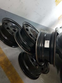 Set of 4 rims,bolt pattern is 5x114.3,size 15x6  Surrey, V3T 0B4