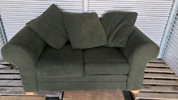 Forrest Green two seater.
