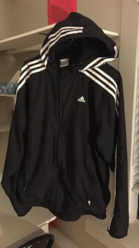 Adidas hooded jacket Vancouver, V5Z
