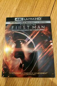 First Man 4k Blu-ray + Blu-ray Linthicum Heights, 21090